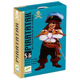Jeu de stratégie Piratatak DJECO