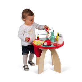 Table d'activités Baby Forest JANOD