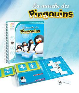 Jeu La Marche des Pingouins  +5ans SMARTGAMES