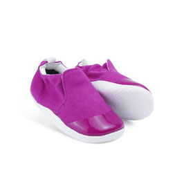 Chaussures toile XP Scamp Raspberry BOBUX