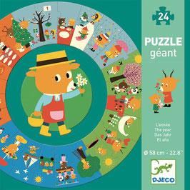 Puzzle géant L'anée DJECO