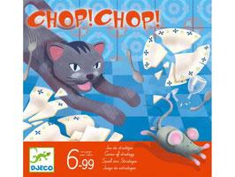 Jeu Chop Chop ! DJECO