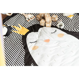 Tapis/sac de rangement Soft Pingouin PLAY & GO