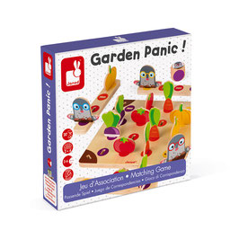 Jeu Garden Party JANOD