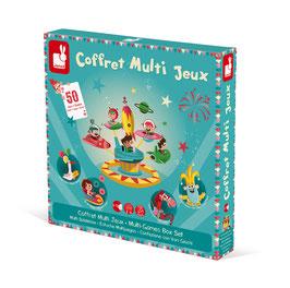 Coffret Multi-jeux JANOD