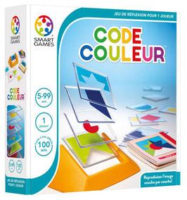 Jeu Code Couleur 5/99 ans SMARTGAMES