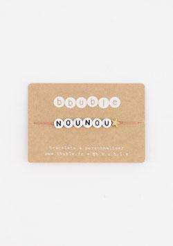 Bracelet Nounou BBUBLE