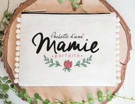 Pochette pompons Mamie Parfaite MANAHIA