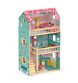 Maison de poupées Happyday JANOD