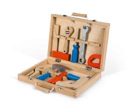 Boîte à outils Brico'Kids JANOD