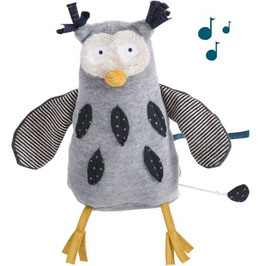 Hibou musical MOULIN ROTY
