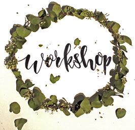 WORKSHOP AM 25. JANUAR 2020