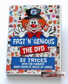 """DVD FAST """"N"""" GENIOUS"""