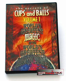 DVD Cups & Balls Vol 1