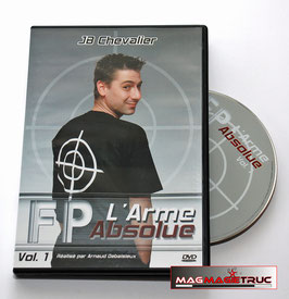 DVD FP L'arme Absolue