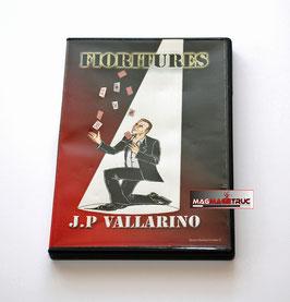 DVD FIORITURES de J.P. VALLARINO