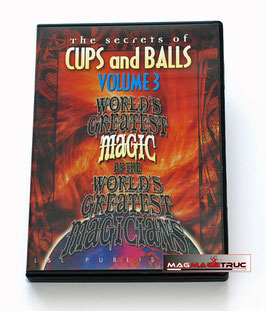 DVD Cups & Balls Vol 3
