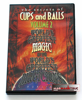DVD Cups & Balls Vol 2