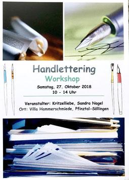 Handlettering Workshop