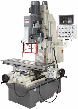 Getriebe Bohr- und Fräsmaschine Modell GBFM 50 GAL inkl. 3-Achs-Positionsanzeige 'SINO'  ELMAG 82155
