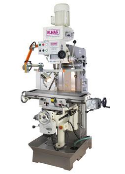 Getriebe Fräs- und Bohrmaschine Modell MFB 50L ELMAG 82131
