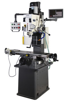 Getriebe Fräs- und Bohrmaschine Modell MFB 45 GLH ELMAG 82150 inklusive SINO
