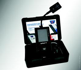Frequenzmessgerät Vorspannungsmessgerät OPTIBELT TT