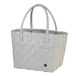 Handed By Shopper Paris misty grey Einkaufstasche Strandtasche