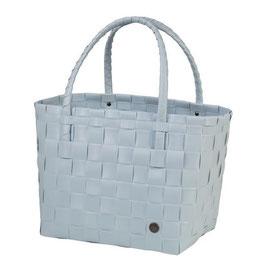 Handed By Shopper Paris pastel blue Einkaufstasche Strandtasche