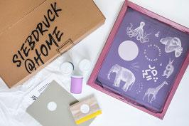 """Siebdruck Kit """"Tiere"""" für zu Hause"""