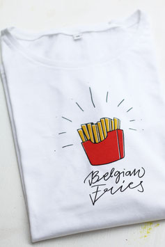 "Shirt ""Belgian Fries"""