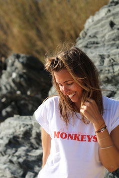 "Shirt ""Love your Monkeys"""