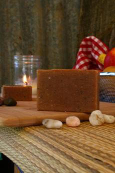 Spiced Chai Soap ~ Goat's Milk Soap