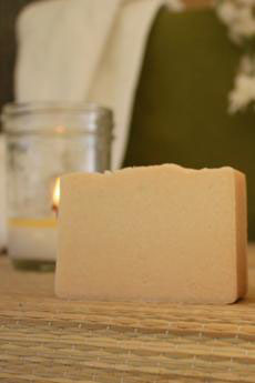 Lily of the Valley Goat's Milk Soap