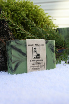 Campground Goat's Milk Soap
