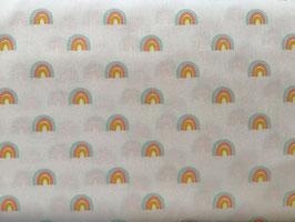 BW Regenbögen Mini weiß