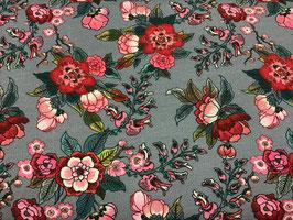 Sweat Blumen pink