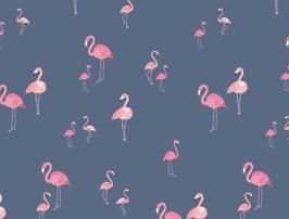 Jersey Flamingos dunkelblau