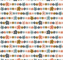 Jersey Blumenreihe