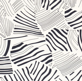 Viskoseleinen Zebrastreifen