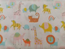 BW Kamel, Giraffe & Co weiß