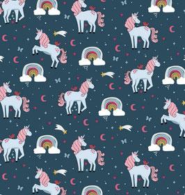 BW Unicorn/ Rainbow jeans