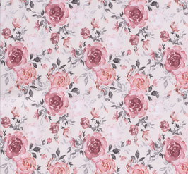 Jersey Romantic Flowers