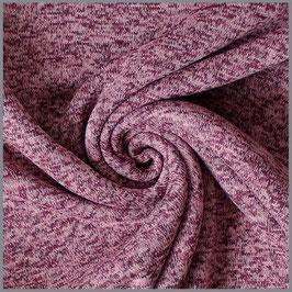 Strickfleece Antik Pink