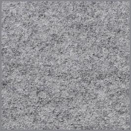Walkloden Grau meliert
