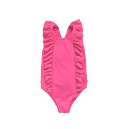 Badehose Bermude Fluo Pink