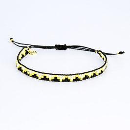 Bracelet Vegas noir