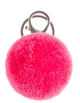 Keyring blush pink