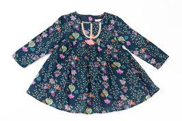Dress Tatiana Blue Pine Cone