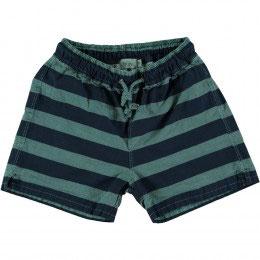 Badehose Hansel stripes mint